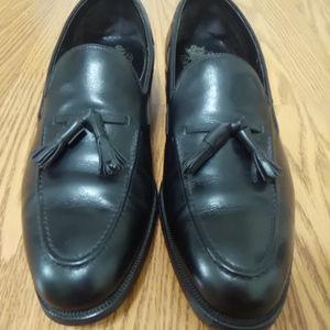 Johnston Murphy Aristocraft Black Loafers 10 D/B